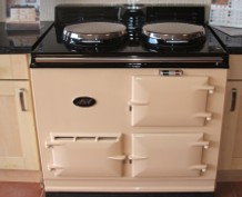 Contract Vitreous Enamel Aga Doors