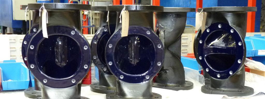 Trico VE reglasses valve bodies