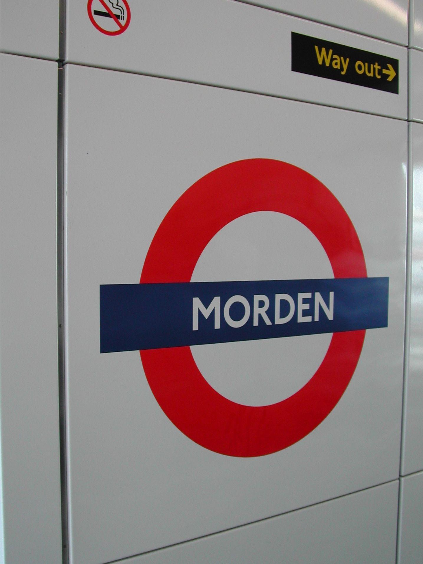 morden-station-vitreous-enamel-signage