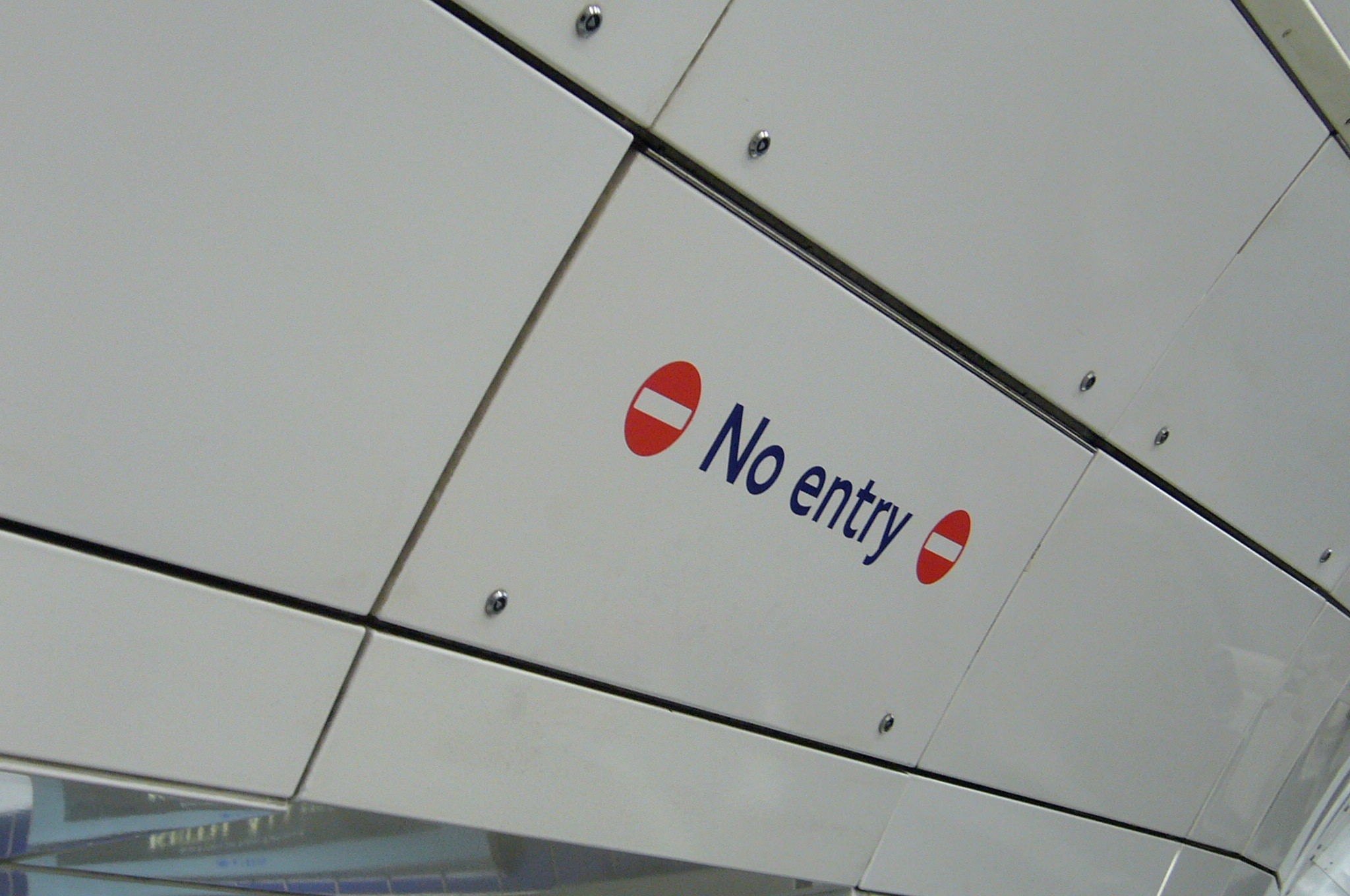 London Underground Cladding & Signage